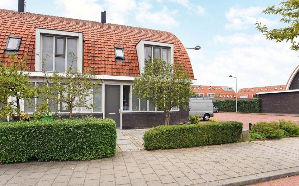 Cor Spaanslaan 72-hoek <br> <small>2493 CB Den Haag </small>