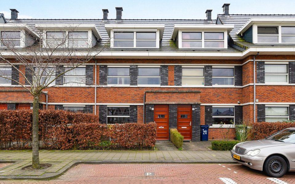 Grietpolderstraat 16 <br> <small>2493 XA Den Haag </small>