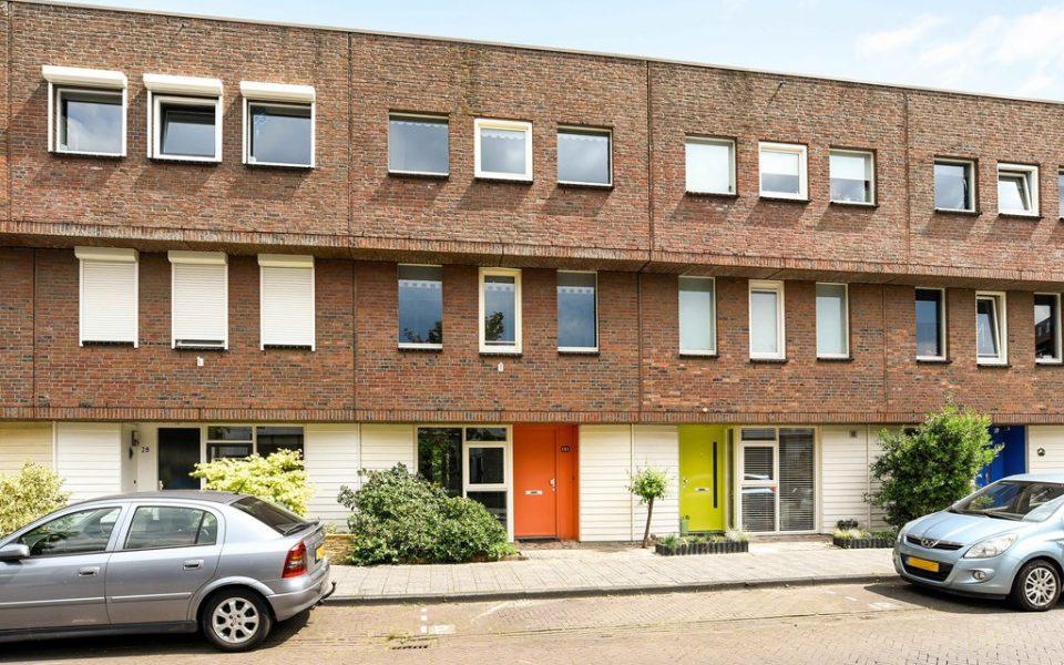 Ijsduikerstraat 26 <br> <small>2492 PN Den Haag </small>