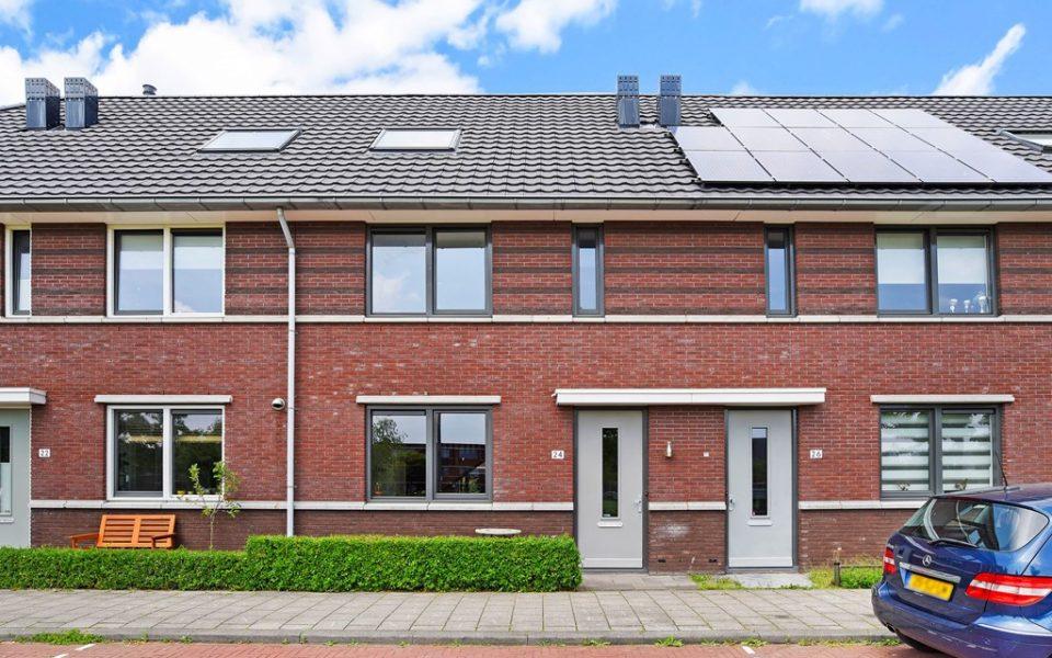 Vlietpolderstraat 24 <br> <small>2493 WG Den Haag </small>